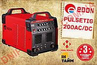 Сварочный аппарат Edon PULSETIG 200AC/DC  1