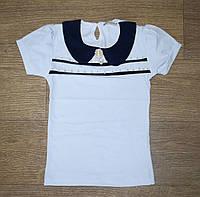 Школьная гольф-блузка для девочки оптом 116-134 рост