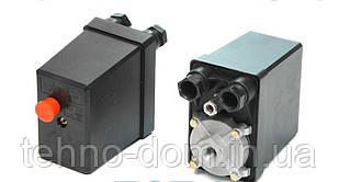 Автоматика для компрессора 380 вольт, 1 выход