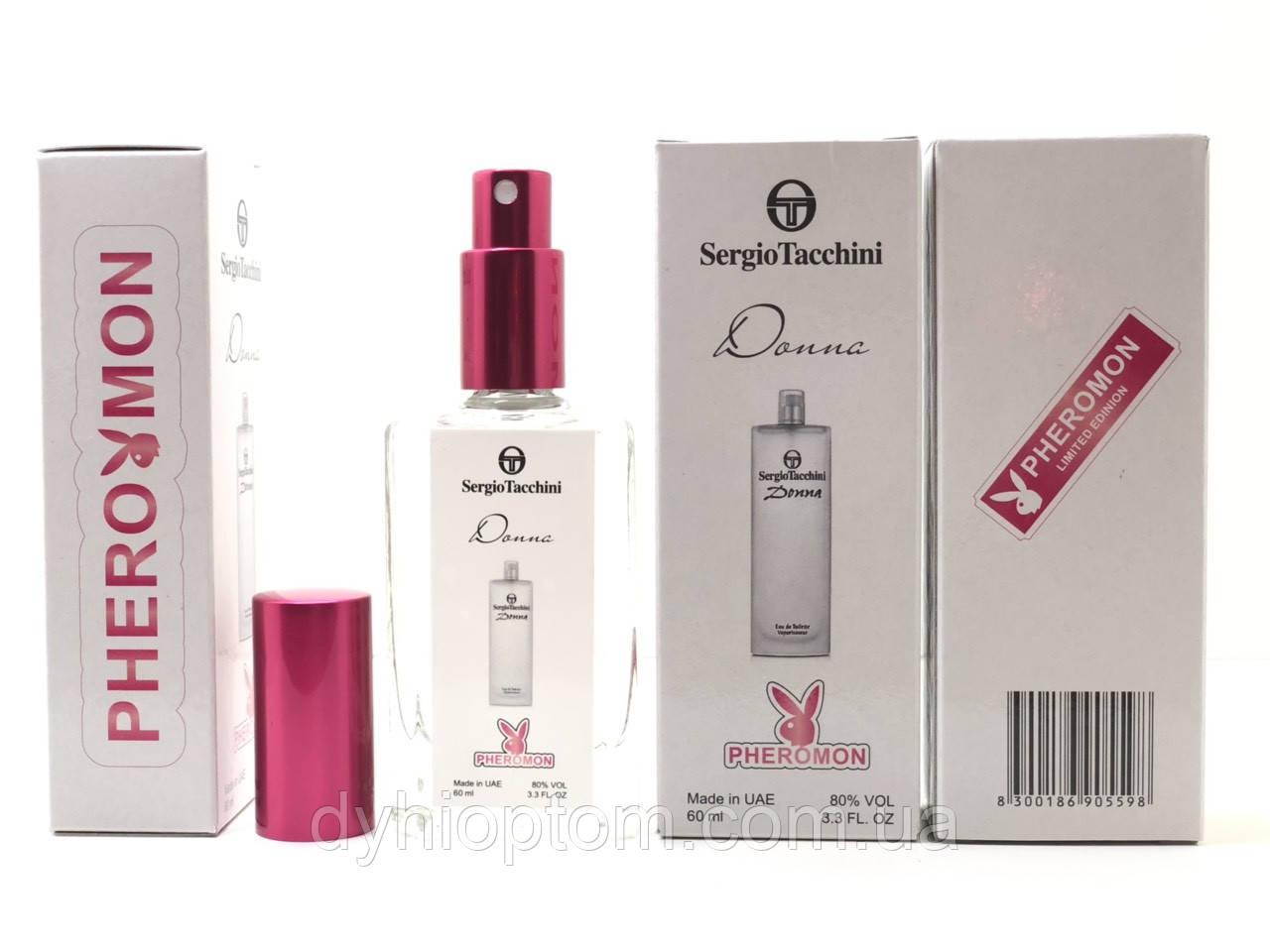 Женский парфюм Sergio Tacchini Donna, 60 ml