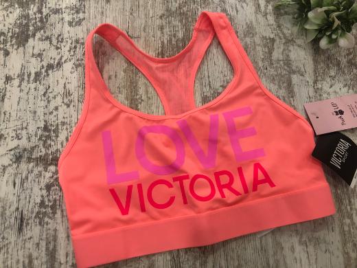 Спортивный топ Victoria Secret, оригинал!