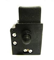 Кнопка-выключатель 8 А с фиксатором