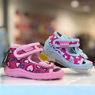 Текстильная обувь 3F, Viggami, Befado, Ren-But