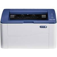 Принтер лазерный ч/б Xerox Phaser 3020BI (Wi-Fi)