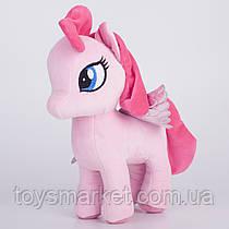 Мягкая игрушка Пони, плюшевая лошадка, My Little Pony, музыкальная игрушка