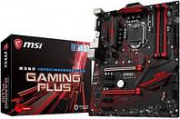 Материнская плата MSI B360 Gaming Plus
