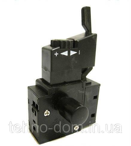 Кнопка-выключатель дрели Topex. Протон ЭДУ-720