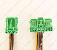Разъемы резистора