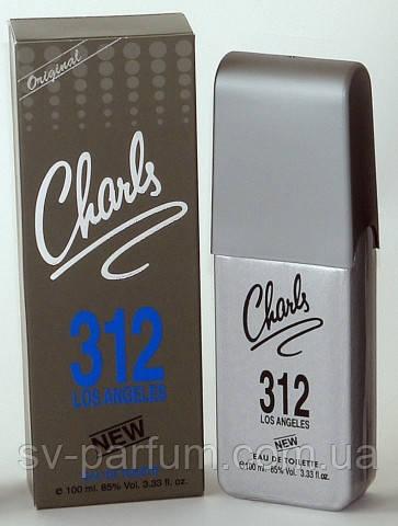 Туалетная вода мужская Charls Los Angeles 312 100ml