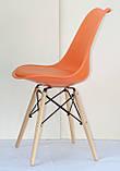 Стілець Milan B, помаранчевий, фото 4