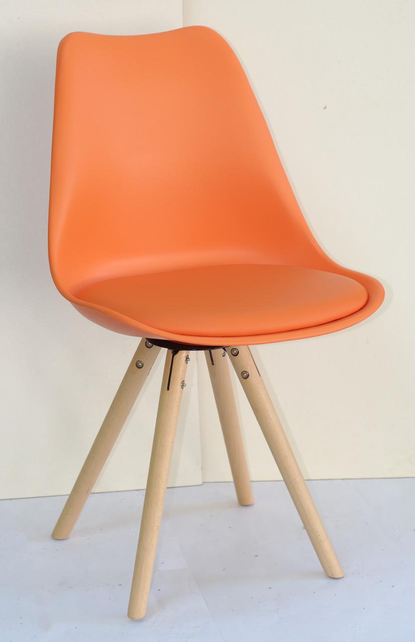Стул Milan C, оранжевый