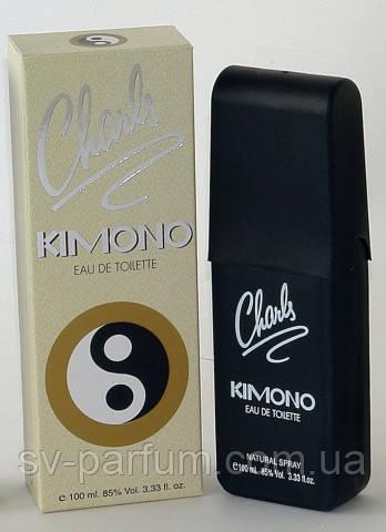 Туалетная вода мужская Charls Kimono 100ml