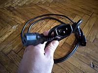 Компьютерный силовой кабель-удлинитель 220В в количестве