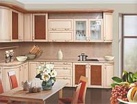Изготовление кухни с рамочными фасадами
