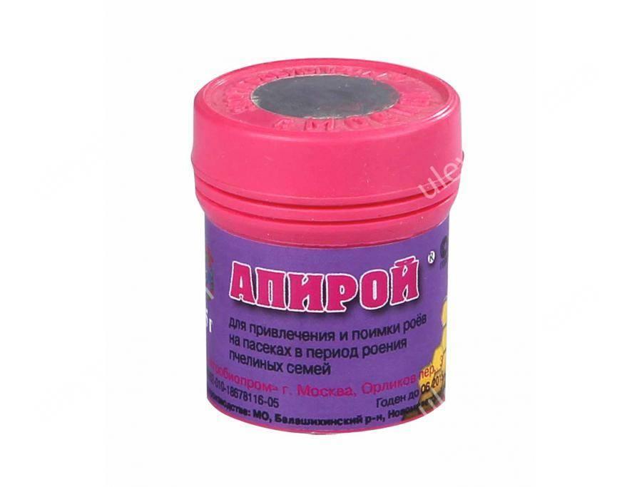 Апирой (2 феромона (1 бан.х 25 гр) гель