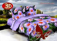 Комплект постельного белья Семейный ТМ TAG Майский гром