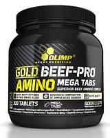 Gold BEEF-PRO Amino (300 tabs) Olimp