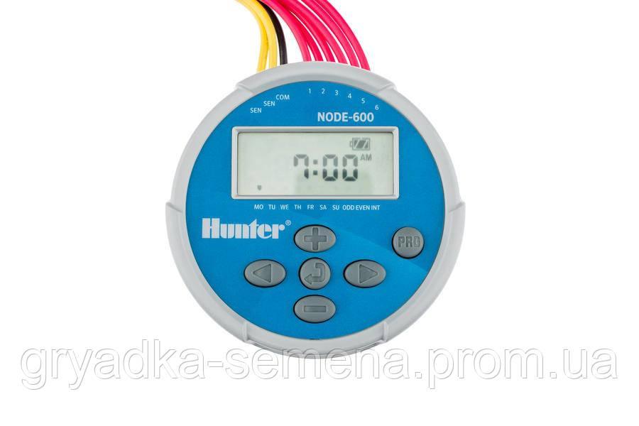 Контроллер автономный Node-600, на 6 зоны Hunter