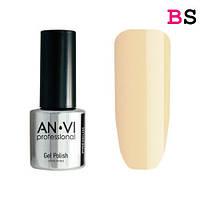 Гель - лак ANVI для нігтів 9мл № 156