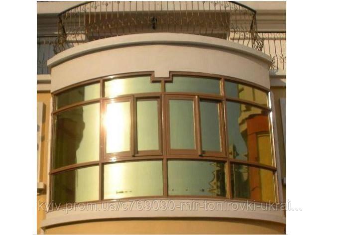 Наружная зеркальная пленка Sun Control RS Gold 15 EXT