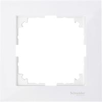 Рамка на 1 пост M-Pure Merten (полярно-белый) Schneider Electric