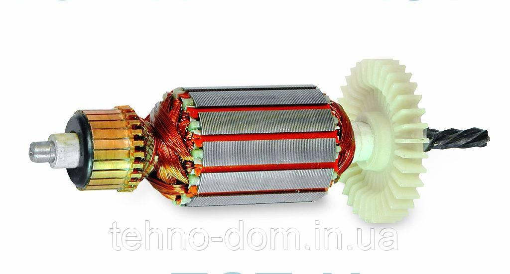 Якорь дрели Элпром ДЭУ-980, Протон ЭДУ-720, 35*146 5-з. влево 6 мм
