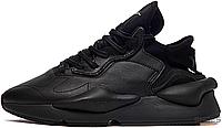 Женские кроссовки Adidas Y-3 Kaiwa Triple Black EF2561,  Адидас У-3
