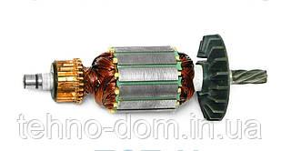 Якорь дрели Ростов ИЭ-1035, 40*151 6-з. влево 9.5 мм
