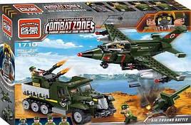 """Конструктор BRICK брик 1710 """"Combat Zone - 5"""", 223 дет"""