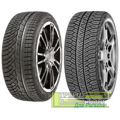 Зимова шина Michelin Pilot Alpin PA4 245/50 R18 100H ZP *