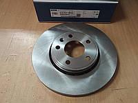 "Тормозной диск передний на Renault Trafic, Opel Vivaro 2001 -> ""MEYLE"" 615 521 0014 - производства Германии, фото 1"