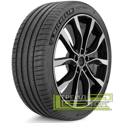 Летняя шина Michelin Pilot Sport 4 SUV 295/40 R20 110Y XL