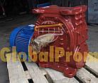 Мотор-редуктор червячный двухступенчатый МЧ2-63 100, фото 4