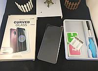 5D full glue защитное стекло для Samsung Galaxy Note 8 SM-N950 с ультрафиолетовым клеем (полная проклейка)