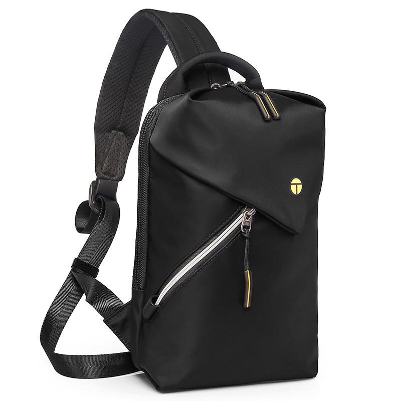 Крутой однолямочный рюкзак через плечо Tangcool TC8013-1, влагозащищённый, 4л