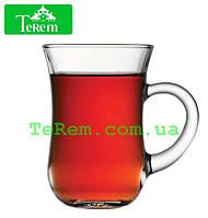 Набор стаканов для чая с ручкой 6 шт Basic 145 мл 55411, фото 1