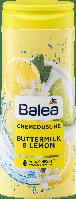 Крем - гель для душа Balea Buttermilk & Lemon, 300 мл., фото 1