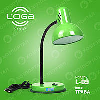 """Лампа настільна """"Трава"""".Україна. (ТМ LOGA ® Light)"""