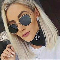 Солнцезащитные очки Gold-Black