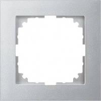 Рамка на 1 пост M-Pure Merten (алюминий) Schneider Electric