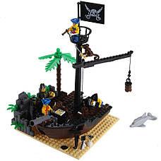 Конструктор Enlightnen «Разбитый корабль» 178 деталей Brick 306, фото 3