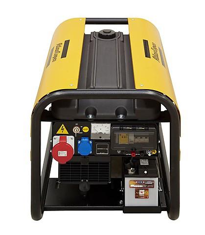Бензиновый генератор Atlas Copco QEP 6.5