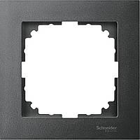 Рамка на 1 пост M-Pure Merten (антрацит) Schneider Electric