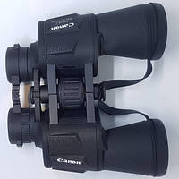 Высококачественный бинокль Canon  с прорезиненным корпусом 20*50