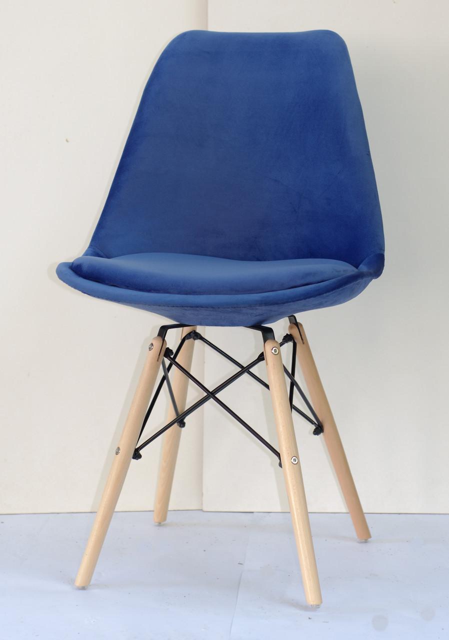 Стул Milan Soft B, синий