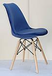 Стул Milan Soft B, синий, фото 2