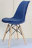 Стул Milan Soft B, синий, фото 3