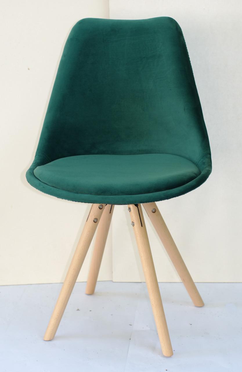Стілець Milan Soft C, зелений