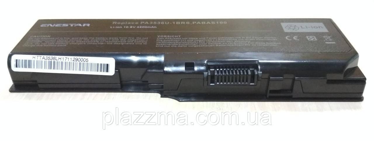 Батарея для ноутбука TOSHIBA P/N PA3536U-1BRS, PABAS100