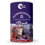 Шоколад с соленой карамелью FRENCH